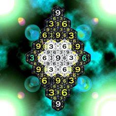 « Si vous connaissiez la magnificence du 3, du 6 et du 9, vous auriez alors la clé de l'univers ». Nikola Tesla | LaPresseGalactique.org