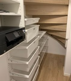 38 Organizing and Storage Items that will Make Your Life Easier - The Trending House Stair Storage, Wall Storage, Under Stairs Pantry, Pantry Organisation, Organization, Small Chalkboard, Hanging Shoe Organizer, Kitchen Rack, Pantry Design