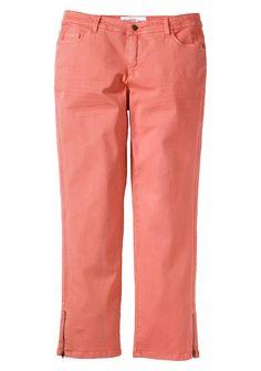 Typ , Jeans, |Passform , Schmal, |Länge , Knöchellang, |Optik , Zipper am Bein, |Innenbeinlänge , Ca. 70,5 bis 77,3 cm, | ...