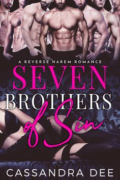Buy Seven Brothers of Sin: A Reverse Harem Romance by Cassandra Dee and Read this Book on Kobo's Free Apps. Discover Kobo's Vast Collection of Ebooks and Audiobooks Today - Over 4 Million Titles! Novels To Read, Best Novels, Fiction Novels, Best Books To Read, Books To Read Online, Romance Novels, Good Books, My Books, Book Lists