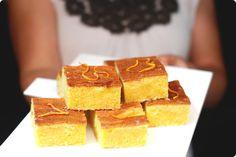 Bizcocho bañado en naranja con Thermomix | Velocidad Cuchara