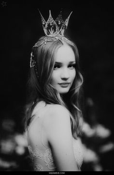 I want her crown