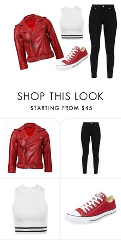power by kacis-kacis on Polyvore featuring Ted Baker and Converse