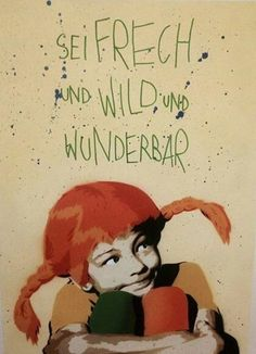 Pippi Longstocking, Cool Art Drawings, Pin Collection, Affirmations, Doodles, Style Inspiration, Humor, Motivation, Cool Stuff