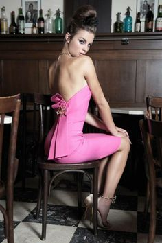 Dsquared2 Pink  Black capsule collection 2014