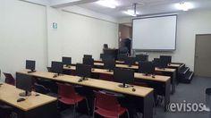 Alquiler de aulas IT Capacidad de 20 participantes con  PC?s , monitores LED de 19? , 1 laptop core I5 para el ... http://lima-city.evisos.com.pe/alquiler-de-aulas-it-id-607219