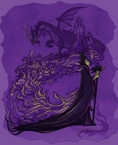 Something Wicked This Way Comes | Art Print By Karen Hallion Illustrations