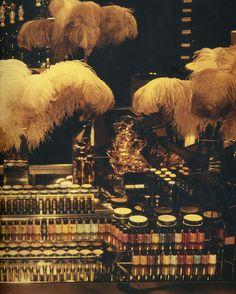 BiBA makeup counter