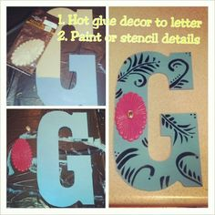 decorated wooden letter from hobby lobby easy to make buy letter and wooden decor