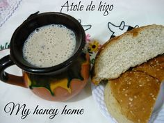 ATOLE DE HIGO | ~Honey home~