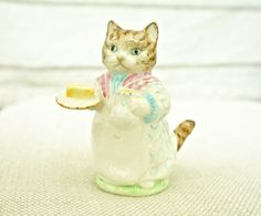 Beatrix Potter Ribby Figurine by F Warne & Co by FrancisandLily