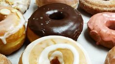 Monuts Donuts in Durham has landed on Thrillist's list of the best doughnut shops in the U.S.