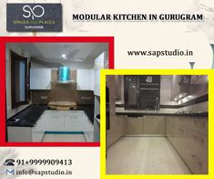 Modular Kitchens in Gurgaon Design Your Kitchen, Design Your Own, Marine Plywood, Gas Stove, Design Consultant, Kitchen Styling, Cool Kitchens, The Help, Feels