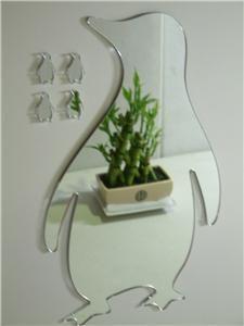 Penguin Bathroom Decor