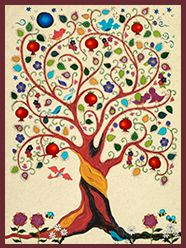 Tree of Life, beautiful and twisted all at the same time.