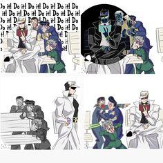 Here are some great anime memes I gathered around. These hilarious memes will make you laugh for the rest of the day I hope You will enjoy them. Jojo's Bizarre Adventure, Jojo's Adventure, Jojo Bizarro, Jojo Anime, Jojo Parts, Jotaro Kujo, Poses References, Jojo Memes, Joko