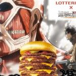 attack on titan burgers