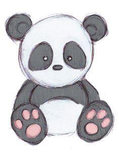 panda cute - Pesquisa Google