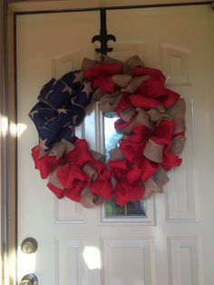 American wreath for mom