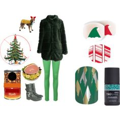 Guess the Christmas Movie - Jamberry Nails Game