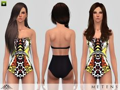The Sims Resource: Evasion  by Metens • Sims 4 Downloads