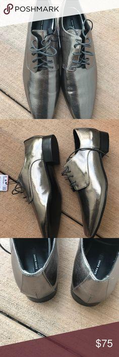 Zara Sz 9 New Zara Shoes Platforms