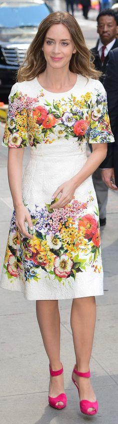 Emily Blunt - Dolce & Gabbana