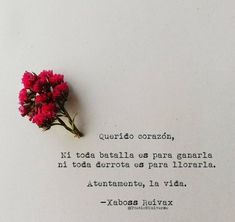 Querido corazón...