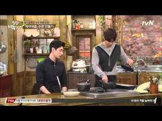Song Jae Rim - 2015 15th December Cooking cut (House Cook Master Baek) - YouTube