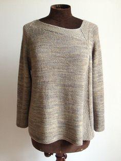 Ravelry: ceciknits' a_simmetrie  Knit Sweater