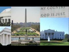 A Walk for the President - Obama says we are not a Christian nation. He should take a walk around Washington D.C.