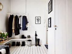 Интересный подвес для одежды
