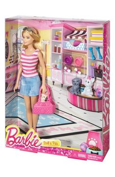 Mattel Barbie® Doll & Pets Set available at #Nordstrom