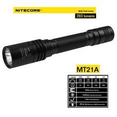 Nitecore - Multi Task MT21A Cree XP-E2 R2 - 260 Lumens