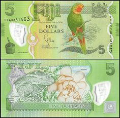 Fiji Dollars and Cents banknotes for sale. Dealer of quality collectible world banknotes, fun notes and banknote accessories serving collectors around the world. Over 5000 world banknotes for sale listed with scans and images online.