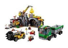 Steengoed Venlo. De Lego website van Nederland - shop. 4204 de mijn