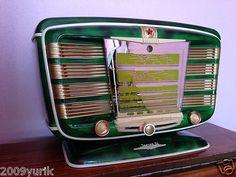 Soviet Russian Radio - Zvezda 54.