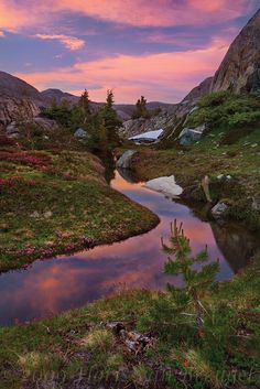 """Sierra Nevada Mountains, California. Close to where I grew up on my grandparent's ranch """"The Rockin' O Ranch""""    ...photo credit http://placesiwishiwere.tumblr.com/post/171498727/travelhighlights-waterfront-by-floris-van"""