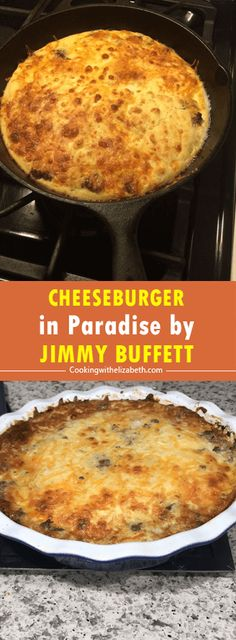 Cheeseburger in Paradise by Jimmy Buffett - Cheeseburger Recipes Beef Casserole Recipes, Casserole Dishes, Meat Recipes, Cooking Recipes, Hamburger Recipes, Chicken Casserole, Yummy Recipes, Dinner Recipes, Cheeseburger Recipe