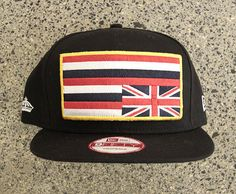 SLAPS WIND (W/ REMOVABLE VELCRO FLAG) BY FITTED HAWAII