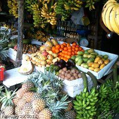 お土産2 #fruits #tagaytay #philippines