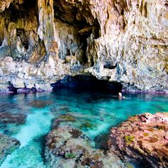 Avaiki Cave @ Niue Island - Price for a Hotel: $225    Click the Picture for more Info!
