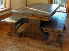 images of rustic dining tables | wood-furniture.11-2.dining-tables.jpg