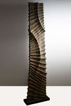 Thierry Martenon(French, b.1967) wood sculpture