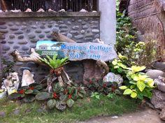 Signage painted - Batanes