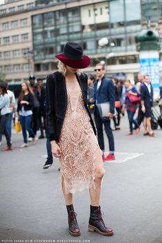 кружевное платье как носить с жакетом и пиджаком