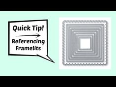Quick Crafting Tip for Framelits  Stampin' Up!, card, paper, scrapbook, craft, organization, storage, rubber, stamps, www.lisasstampstudio.com