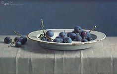 Henk Helmantel Still Life 2, Still Life Fruit, Realistic Oil Painting, Fruit Painting, A Touch Of Zen, Watermelon Man, Classical Realism, Art Watercolor, Virtual Art