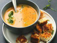 Sajtburger Makaróni - Észak-Amerikai Konyha - Receptek Messziföldről - Egzotikus fűszerek Bologna, Thai Red Curry, Soup, Ethnic Recipes, Soups