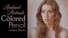 Learn How to Draw a Portrait with Colored Pencils in: Radiant Portraits - Confidently create a highly detailed, hyper-realistic portrait as you master mixing, layering and glazing colored pencil techniques. - via @Craftsy